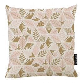 Vankúš s bavlnenou obliečkou Butter Kings Tropical Stars, 50 x 50 cm