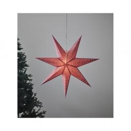 Ružová svetelná dekorácia Markslöjd Clara, výška 75 cm