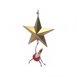 Vianočná závesná ozdoba G-Bork Star