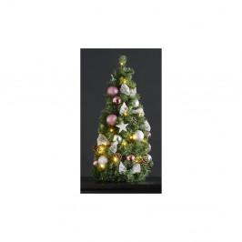 LED svietiaci vianočný stromček Best Season Noel, výška 65 cm