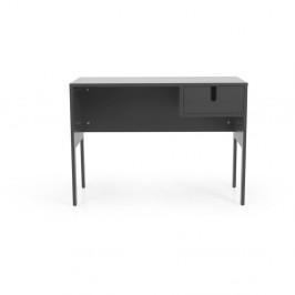 Sivý pracovný stôl Tenzo Uno