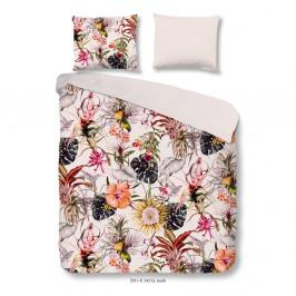 Bavlnené obliečky na jednolôžko Good Morning Jacq, 140 × 200 cm