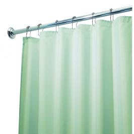 Zelený sprchový záves iDesign, 183 x 183 cm