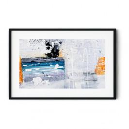 Plagát v ráme Insigne Tauma, 110 x 70 cm