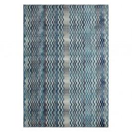 Modrý koberec Asiatic Carpets Wave, 200 x 290 cm
