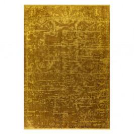 Žltý koberec Asiatic Carpets Abstract, 200 x 290 cm