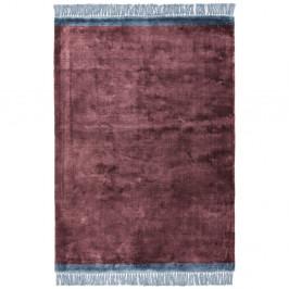 Vínovočerveno-modrý koberec Asiatic Carpets Elgin, 120 x 170 cm