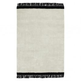 Krémovo-čierny koberec Asiatic Carpets Elgin, 160 x 230 cm