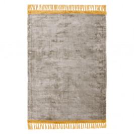 Sivo-žltý koberec Asiatic Carpets Elgin, 200 x 290 cm