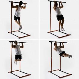 Fitness hrazda na priťahovanie s návodom na cvičenie InnovaGoods