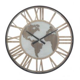 Nástenné hodiny Mauro Ferretti Class, ⌀ 60 cm