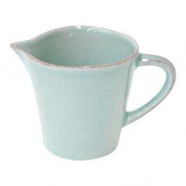 Tyrkysová kameninová nádoba na mlieko Costa Nova Esme, 210 ml