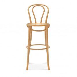 Barová drevená stolička Jenis