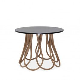 Čierny stôl Fameg Troels
