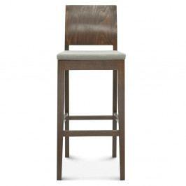 Barová drevená stolička Fameg Egil