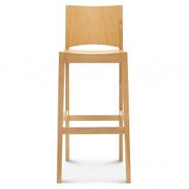 Barová drevená stolička Fameg Kolr