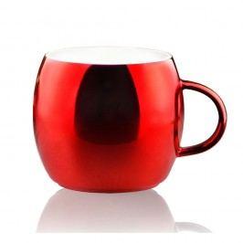 Hrnček Sparkling, červený