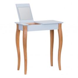 Svetlosivý toaletný stolík sozrkadlom Ragaba Dressing Table,dĺžka65cm