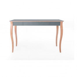 Sivý písací stôl Ragaba ToDo