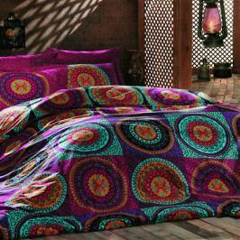 Bavlnené obliečky s plachtou Gipsy, 200 x 220 cm