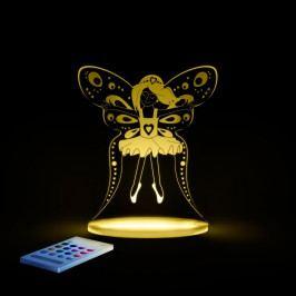 Detské LED nočné svetielko Aloka Fairy