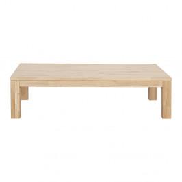 Dubový konferenčný stolík DeEekhoorn Largo, 150 x 85 cm