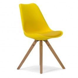 Žltá stolička SOB Seattle