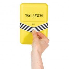 Desiatový box Happy Jackson Yay Lunch