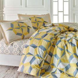 Obliečky s plachtou Marie Claire Carrousel,200x220cm