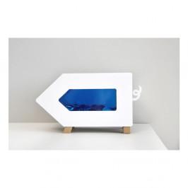 Modrá pokladnička Unlimited Design for kids Prasiatko