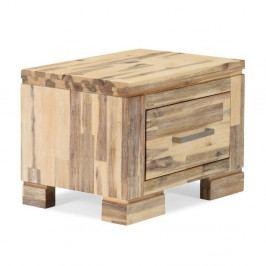 Nočný stolík z akáciového dreva Sey
