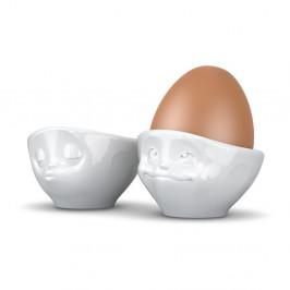 Biele kalíšky na vajíčka 58 products Zamilovaný pár