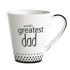 Porcelánový hrnček Galzone World's greatest dad