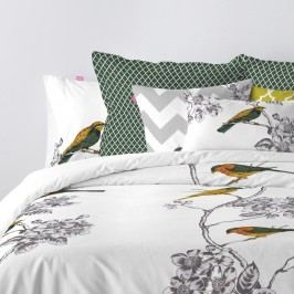 Bavlnená obliečka na paplón Happy Friday Spring Bird, 140 x 200 cm