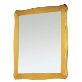 Nástenné zrkadlo v zlatej farbe Castagnetti