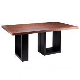 Jedálenský stôl vdekore orechového dreva sømcasa Telma, 180×100cm