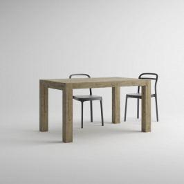 Rozkladací jedálenský stôl v dekore duba sherwood MobiliFiver Iacopo, dĺžka140-220cm
