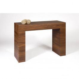 Konzolový stolík v dekore orecha MobiliFiver Evolution