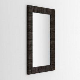 Zrkadlo v dekore hnedého duba MobiliFiver Giuditta, 65x110cm