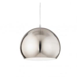 Závesné svietidlo Evergreen Lights Globe Nickel