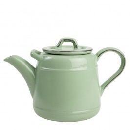 Zelená keramická čajová kanvica T&G Woodware Pride of Place, 1,5 l