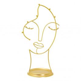 Stojan na šperky v zlatej farbe Sass & Belle Maya