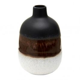 Čierno-biela váza Sass & Belle Bohemian Home Mojave