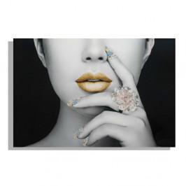 Obraz Lady Face Mauro Ferretti, 80 x 120 cm