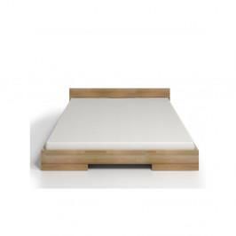 Dvojlôžková posteľ z bukového dreva SKANDICA Spectrum, 180×200cm