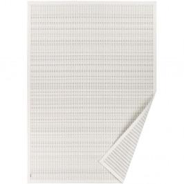 Biely vzorovaný obojstranný koberec Narma Esna, 160×230cm
