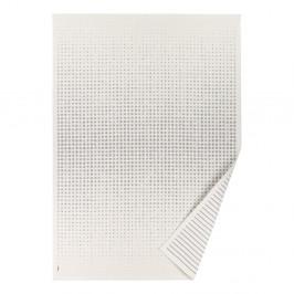 Biely vzorovaný obojstranný koberec Narma Helme, 160×230cm