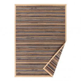 Béžový vzorovaný obojstranný koberec Narma Liiva, 70×140cm