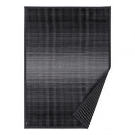 Antracitovosivý vzorovaný obojstranný koberec Narma Moka, 160×230cm