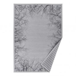 Sivý vzorovaný obojstranný koberec Narma Puise, 140x200cm